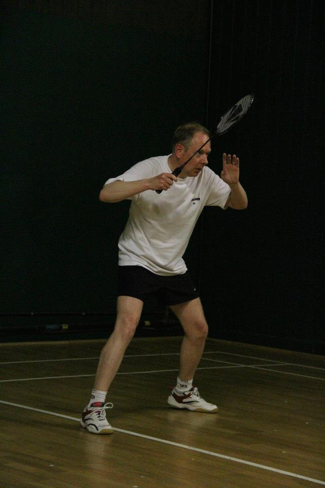 Badminton coaching at The Limpsfield Club
