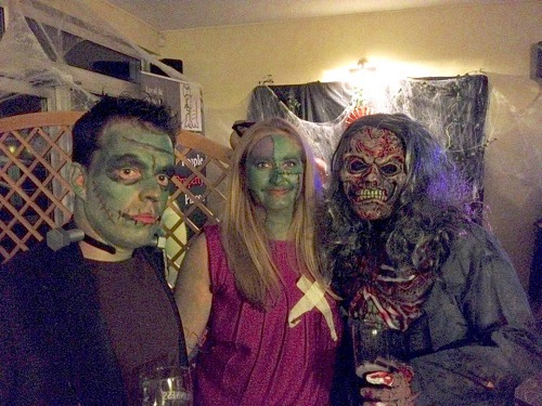 Halloween at The Limpsfield Club